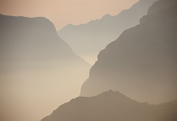 Tejo Ridges, Picos de Europa, Spain, by Andrew Jones