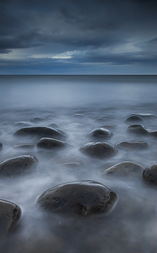 Embleton Boulders, Northumberland, by Andrew Jones