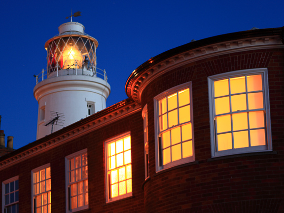 Southwold Lighthouse, Suffolk, by Andrew Jones