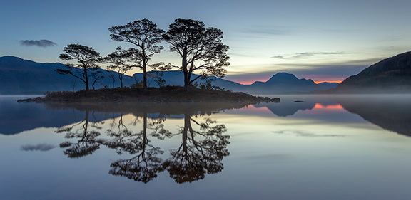 Loch Maree Dawn, Wester Ross, Scotland, by Andrew Jones